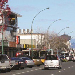 Pulling Together to save Taupo Town Centre